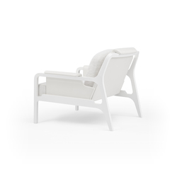 Fergus Lounge Chair | Poltrone | CASTE