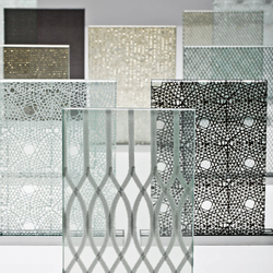Textiles Glas | Tex Glass® | Dekoratives Glas | Nya Nordiska