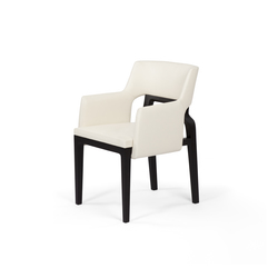 Gallatin Dining Arm Chair | Restaurant chairs | CASTE