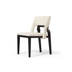 Gallatin Dining Side Chair | Chaises de restaurant | CASTE
