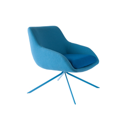 Blue Sessel | Lounge chairs | Palau