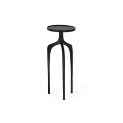 Bridger Bronze Side Table | Tavolini d'appoggio | CASTE