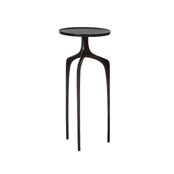 Bridger Bronze Side Table | Tables d'appoint | CASTE