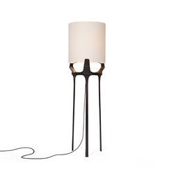 Flint Floor Lamp | Lámparas de pie | CASTE