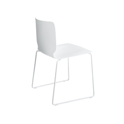 Holm chair | Multipurpose chairs | Desalto