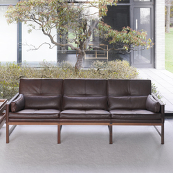 Low Back Sofa | Loungesofas | BassamFellows