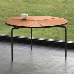 Circular Dining Table | Tables de restaurant | BassamFellows