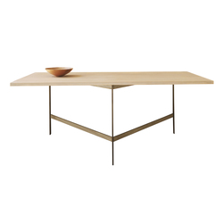Plank Table | Restauranttische | BassamFellows
