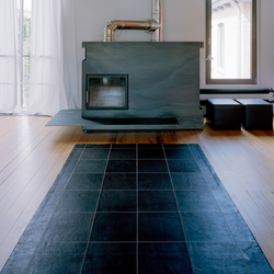 Leather Carpet | Rugs | KURTH Manufaktur