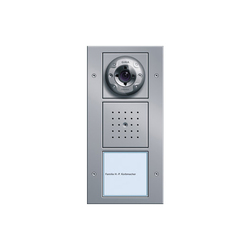 Additional functions for door stations | Intercomunicación exterior | Gira