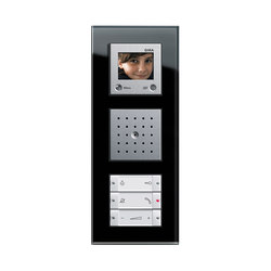 Home station | Esprit | Intercoms (interior) | Gira