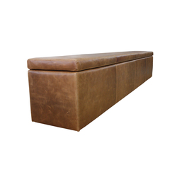 Linen chest | Upholstered benches | KURTH Manufaktur