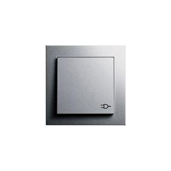 SCHUKO-socket outleg | E2 | Schuko sockets | Gira