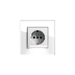 SCHUKO-socket outlet | Esprit | Schuko sockets | Gira
