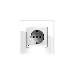 SCHUKO-socket outlet | Esprit | Prese Schuko | Gira
