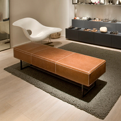 Marc 'o Polo | Bench | Waiting area benches | KURTH Manufaktur