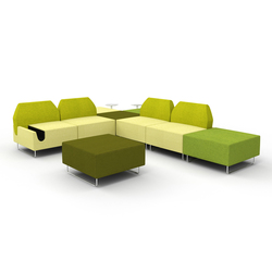 EFG InTouch | Modular seating systems | EFG