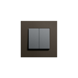 Series switch | Esprit | interuttori a pulsante | Gira