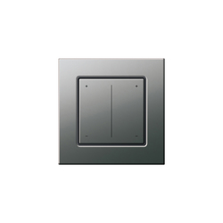 seriendimmer e2 tastdimmer von gira architonic. Black Bedroom Furniture Sets. Home Design Ideas