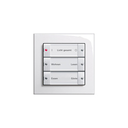E2 | Tastsensor für Lichtszenen | Lichtmanagement / -steuerung | Gira