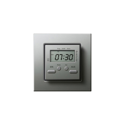 Electronic time clock | Reloj digital | Gira