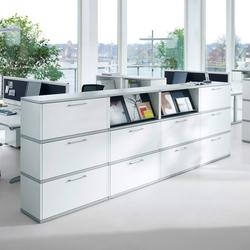 Linero 4.8 | Armadi ufficio | Hund Möbelwerke