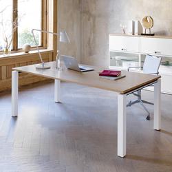 Plano | Desks | Hund Möbelwerke