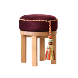 Mama 40 Hocker | Pouf | Made In Taunus