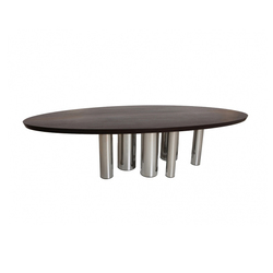 Tons oval Tisch | Mesas comedor | Made In Taunus