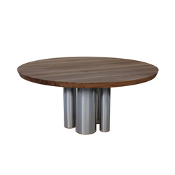 Tons rund Tisch | Tables de repas | Made In Taunus