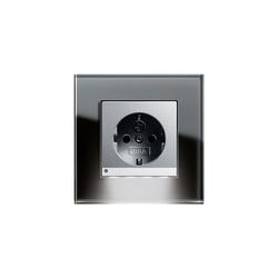 SCHUKO-socket outlet LED | Esprit | Prese Schuko | Gira