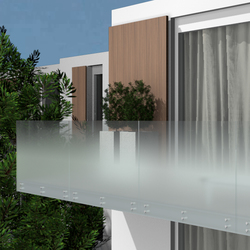 Madras® Nuvola | Balcony glazing | Vitrealspecchi