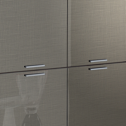 Madras® Lino | Dekoratives Glas | Vitrealspecchi