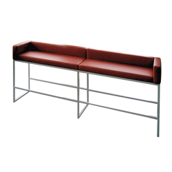 Seating | Waiting area benches | KURTH Manufaktur