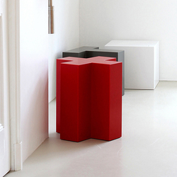 Shape stool | Taburetes / Bancos de baño | Not Only White B.V.