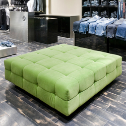 Marc 'o Polo | Lounge cube | Pouf | KURTH Manufaktur