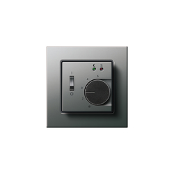 Raumtemperaturregler mit Ein-| Ausschalter | E22 | Heating / Air-conditioning controls | Gira