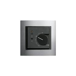 Raumtemperaturregler mit Ein-| Ausschalter | Event | Gestión de clima / calefacción | Gira