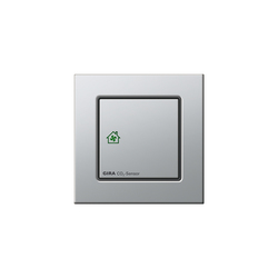 Raumluft-Sensor CO₂ | E2 | Heating / Air-conditioning controls | Gira