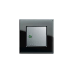 Raumluft-Sensor CO₂ | Esprit | Gestión de clima / calefacción | Gira