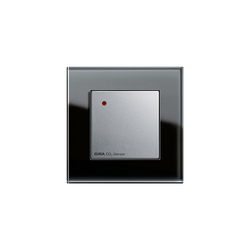 KNX EIB | CO₂-Sensor | Esprit | Heating / Air-conditioning controls | Gira