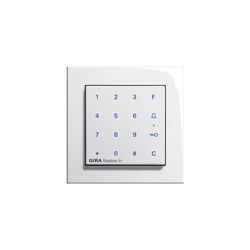 Keyless-In | Keypad | E2 | Code locks | Gira