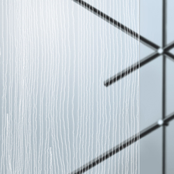 Madras® Aqua Cristalli | Decorative glass | Vitrealspecchi