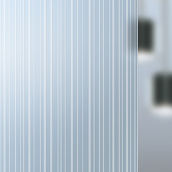 Madras® Strip | Decorative glass | Vitrealspecchi