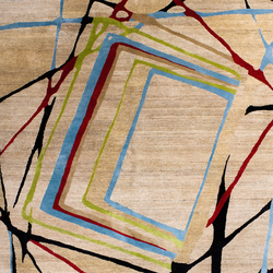 Grod | Formatteppiche / Designerteppiche | Atelier Pfister