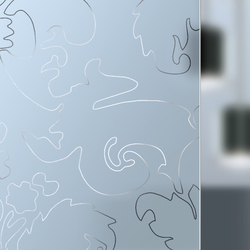 Madras® Barocco Maté | Decorative glass | Vitrealspecchi
