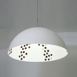 Mezza Luna unica pendant | Suspended lights | IN-ES.ARTDESIGN