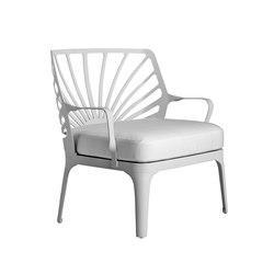 Sunrise armchair | Garden armchairs | Driade