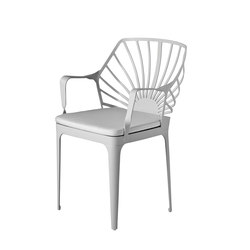 Sunrise easy chair | Garden chairs | Driade