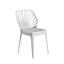 Sunrise chair | Garden chairs | Driade